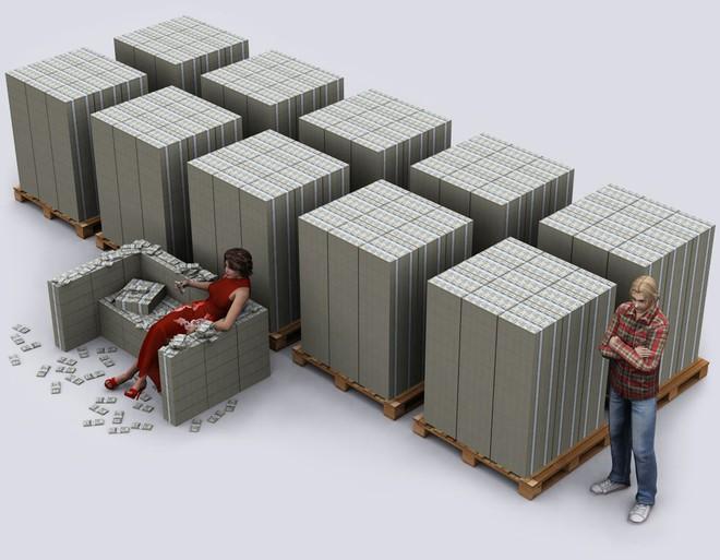 Jeff Bezos vừa có 100 tỷ USD: Đổi thành tiền mặt, con số này lớn cỡ nào? - Ảnh 6.