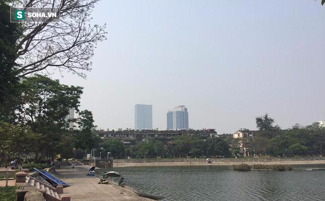 Đề xuất lấp hồ Thành Công: Phiếu khảo sát của Việt Hưng không đề cập đến lấp hồ