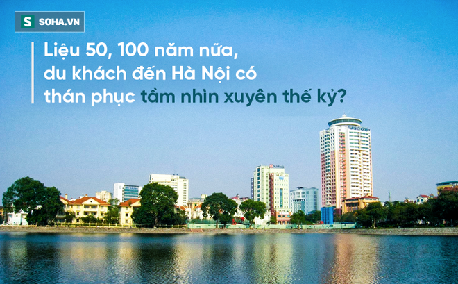 Viết từ Washington DC: Nước ngoài bỏ cả tỉ đô la làm hồ, người Việt bỏ tiền để biến hồ thành Thị Nở