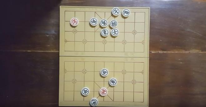 Thế cờ kinh điển đơn mã diệt quần ma, bạn nghĩ bên nào sẽ thắng? - Ảnh 7.