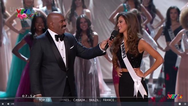 Pháp đăng quang Hoa hậu Hoàn vũ 2016, Lệ Hằng lại trắng tay - Ảnh 5.