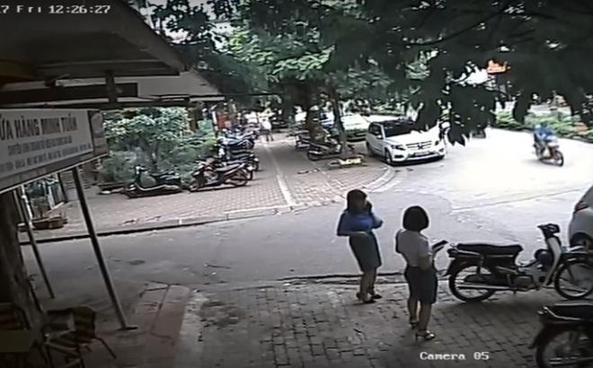 """Phó Chủ tịch quận Thanh Xuân: """"Tôi cho rằng đoạn camera đó có vấn đề"""""""