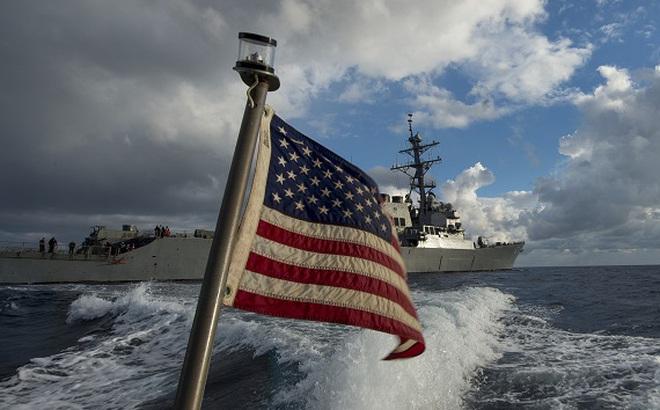SCMP: Ông Trump phê chuẩn kế hoạch cho phép Hải quân Mỹ thách thức TQ trên biển Đông