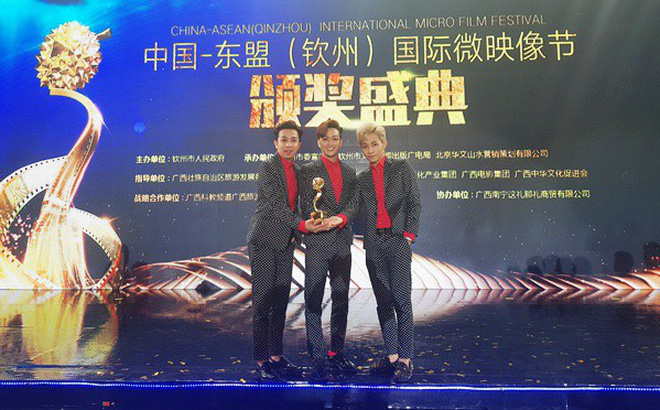 Nhóm nhạc HKT bất ngờ nhận giải thưởng tại Trung Quốc