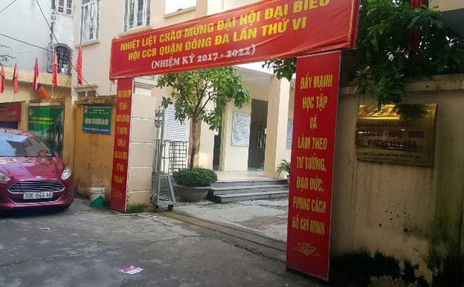 """Phó Chủ tịch phường Văn Miếu từng nói dân """"vô văn hóa"""" xin rút kinh nghiệm"""