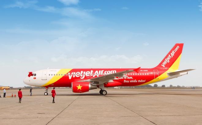 Cổ phiếu hãng hàng không Vietjet Air đã được định giá