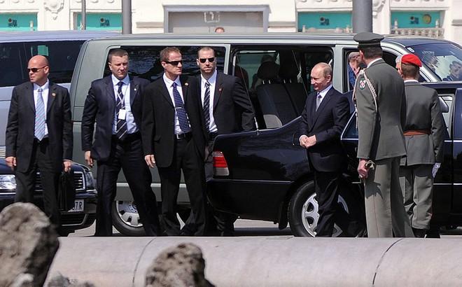 Cận vệ của Tổng thống Putin: Bí mật, dũng mãnh và đặc biệt tinh nhuệ