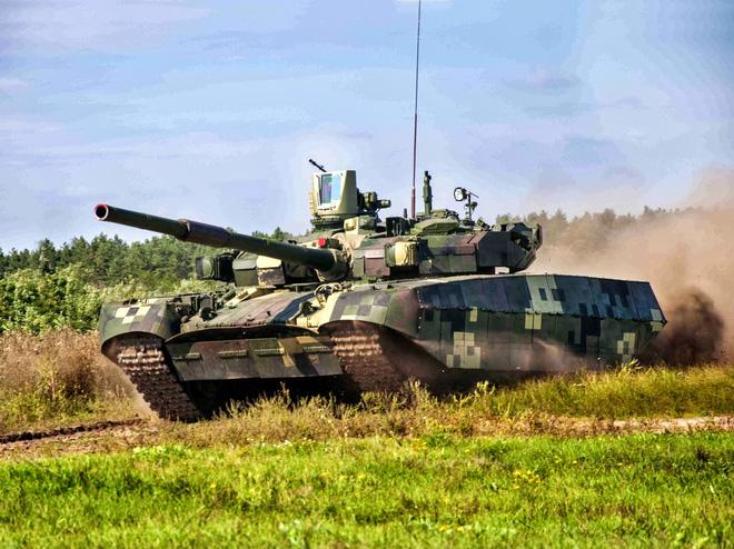 Có nên mua lại T-84 Oplot khi Thái Lan bán thanh lý? - Ảnh 1.