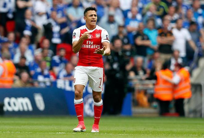 Alexis Sanchez: Vì giấc mơ, hãy rời bỏ Arsenal! - Ảnh 2.