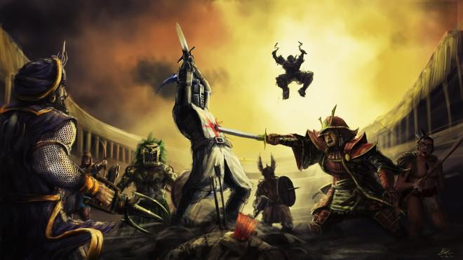 Samurai và kỵ sĩ thời Trung cổ: Ai mới là chiến binh mạnh nhất? - Ảnh 4.