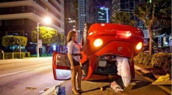 Khi con gái lái ô tô! - Ảnh 8.