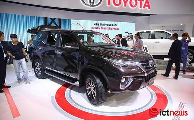 """Vios, Fortuner và Innova: """"Gà đẻ trứng vàng"""" của Toyota"""