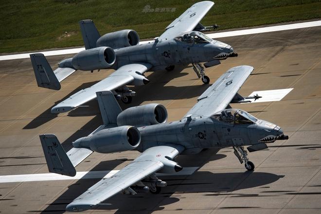 Màn biểu dương lực lượng của A-10 khiến T-14 Armata khiếp vía - Ảnh 4.