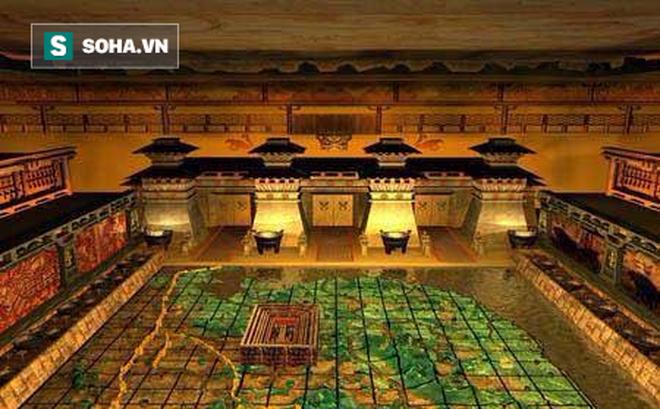 Bí mật hệ thống bẫy tinh vi trong lăng mộ hoàng đế Tần Thủy Hoàng