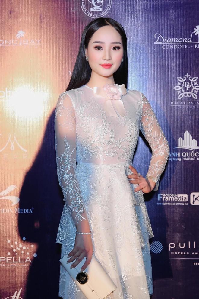 Người đẹp bị nhầm tưởng là Hoa hậu Đền Hùng Giáng My là ai? - Ảnh 3.