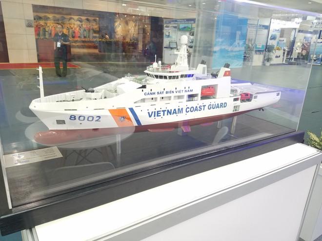 Ấn tượng Vietship 2018: Công nghiệp quốc phòng VN giới thiệu các mẫu tàu quân sự hiện đại - Ảnh 11.