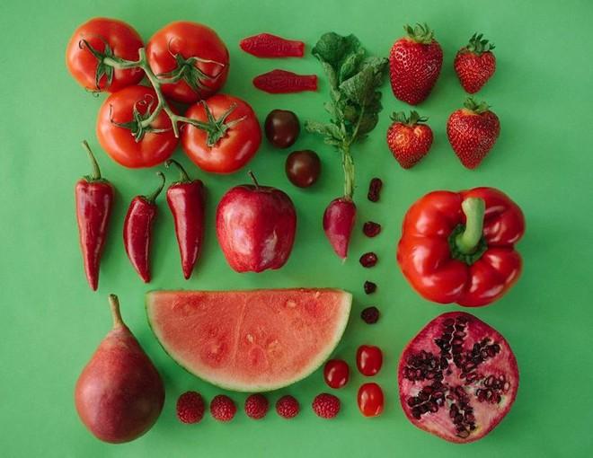 Vì sao càng nhiều màu sắc trong bữa ăn lại càng tốt? - Ảnh 1.