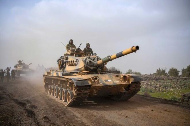 Thổ Nhĩ Kỳ phát động chiến tranh ở Syria: Có phải một phát súng trúng ba mục tiêu? - Ảnh 2.