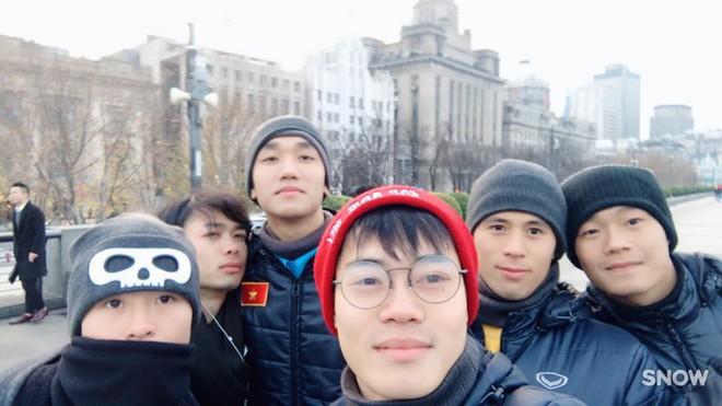 Đếm không hết hotboy của U23 Việt Nam, đây là Nguyễn Trọng Đại - chàng cầu thủ cao 1m84! - Ảnh 8.