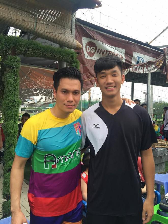 Đếm không hết hotboy của U23 Việt Nam, đây là Nguyễn Trọng Đại - chàng cầu thủ cao 1m84! - Ảnh 9.