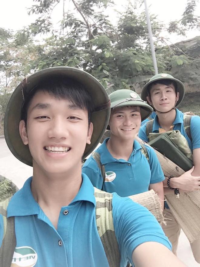 Đếm không hết hotboy của U23 Việt Nam, đây là Nguyễn Trọng Đại - chàng cầu thủ cao 1m84! - Ảnh 10.