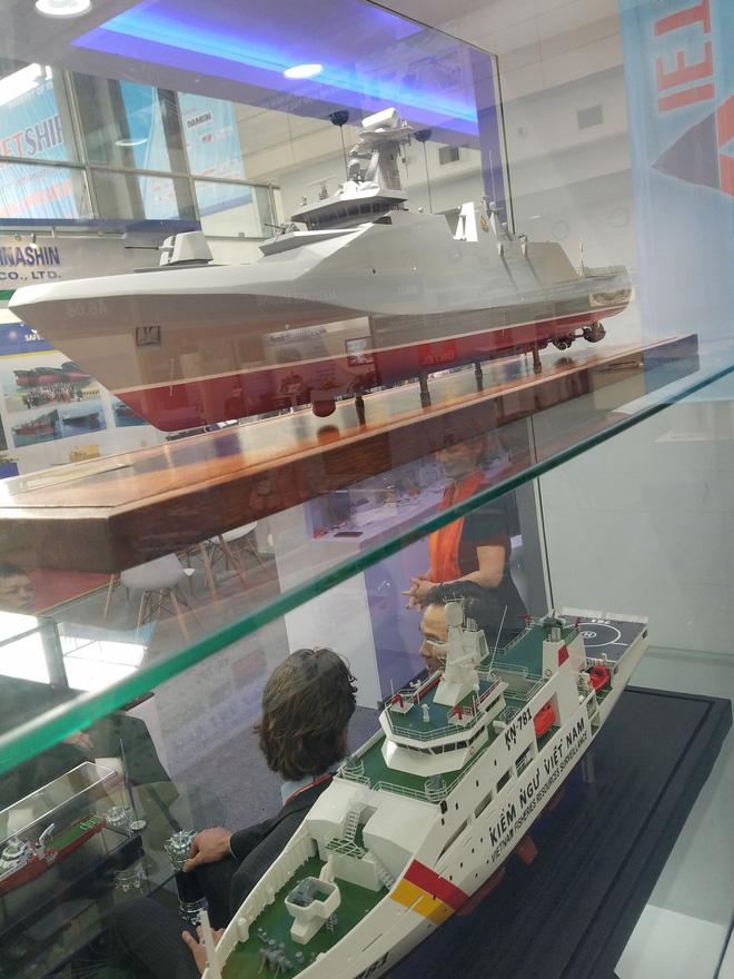 Damen chào bán tàu hộ vệ tên lửa Sigma với Hải quân Việt Nam tại Vietship 2018: Thay đổi? - Ảnh 1.