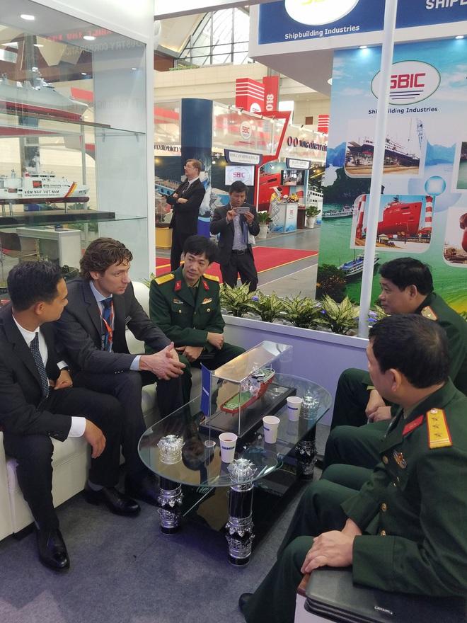 Damen chào bán tàu hộ vệ tên lửa Sigma với Hải quân Việt Nam tại Vietship 2018: Thay đổi? - Ảnh 2.