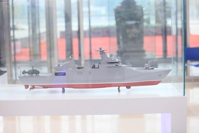 Damen chào bán tàu hộ vệ tên lửa Sigma với Hải quân Việt Nam tại Vietship 2018: Thay đổi? - Ảnh 4.