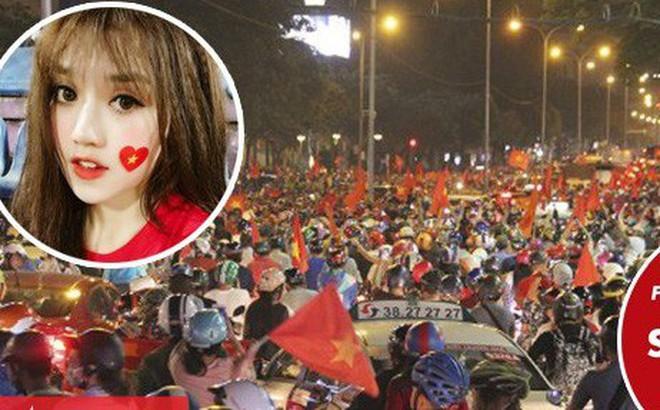 Nếu chiều nay U23 Việt Nam vô địch, người dân 3 miền sẽ làm gì để ăn mừng?