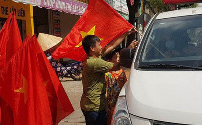 BOT Cần Thơ - Phụng Hiệp xả trạm để ủng hộ U23 Việt Nam