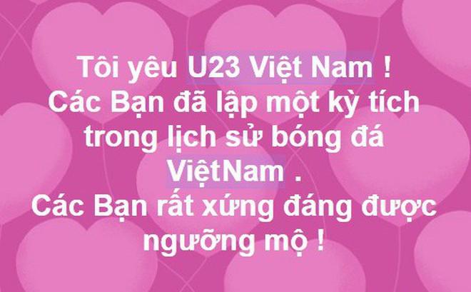 Sau trận chung kết U23 Châu Á, dân mạng Việt đăng trạng thái: Vất vả rồi, về đi các em!