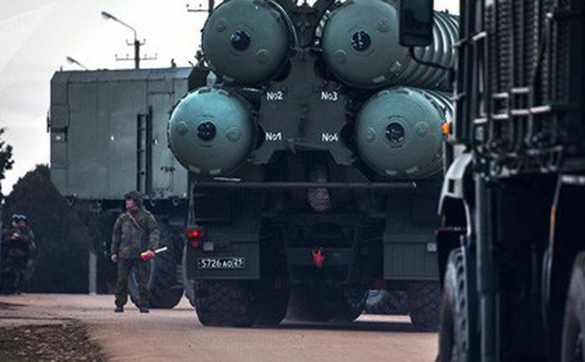 Mỹ xem xét cấm vận Thổ Nhĩ Kỳ vì mua S-400 của Nga