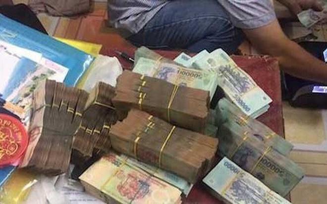 Công an Phú Thọ tịch thu hơn 1.000 tỷ đồng từ vụ đánh bạc
