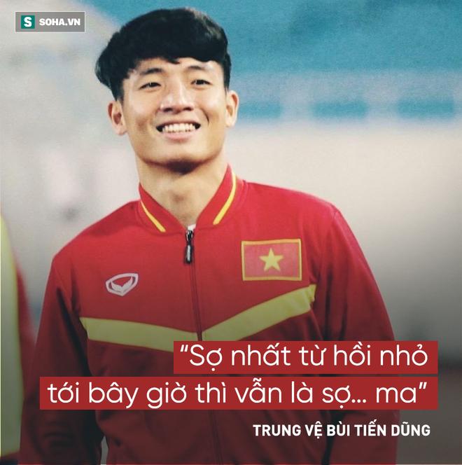 Các cầu thủ U23 Việt Nam và 14 câu nói khiến người hâm mộ xôn xao  - Ảnh 8.