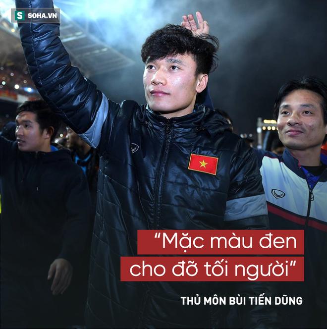 Các cầu thủ U23 Việt Nam và 14 câu nói khiến người hâm mộ xôn xao  - Ảnh 2.