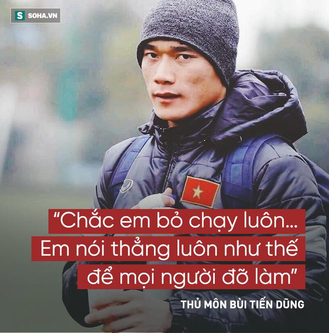 Các cầu thủ U23 Việt Nam và 14 câu nói khiến người hâm mộ xôn xao  - Ảnh 3.