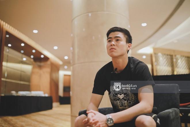 Hot boy Duy Mạnh U23: Trong đội chỉ có mình với Hồng Duy bán hàng online, nhưng thật ra là... đăng hộ bạn gái đấy! - Ảnh 5.