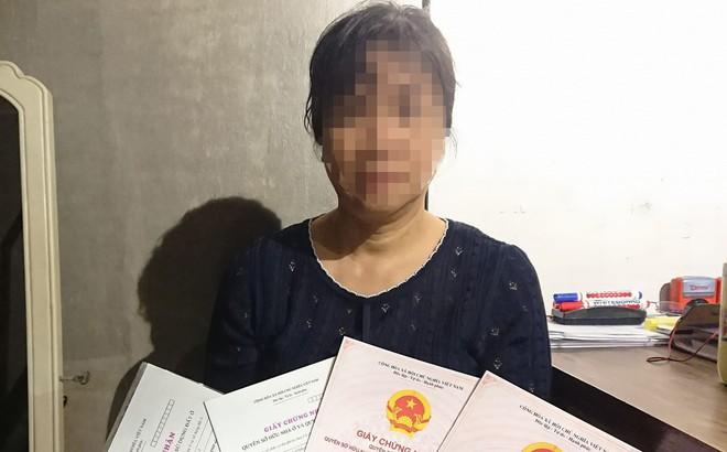 Bị lừa cho vay bằng sổ đỏ giả, nhiều người ở Sài Gòn mất tiền tỷ