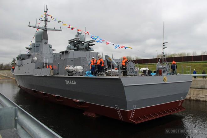 VN quan tâm đến tàu tên lửa thế hệ mới độc đáo của Nga, Thiết kế trưởng Viện Almaz tiết lộ - Ảnh 3.