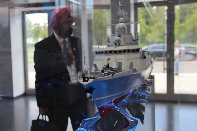 VN quan tâm đến tàu tên lửa thế hệ mới độc đáo của Nga, Thiết kế trưởng Viện Almaz tiết lộ - Ảnh 5.