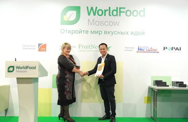 TH gây ấn tượng quốc tế có giải Vàng cho Sữa học đường - Ảnh 1.