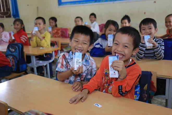 TH gây ấn tượng quốc tế có giải Vàng cho Sữa học đường - Ảnh 2.