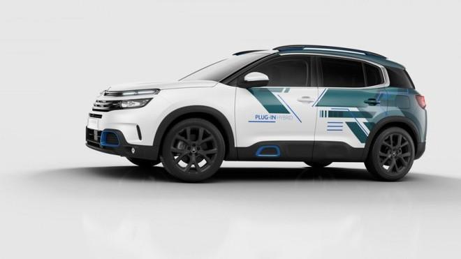 Bên cạnh Vinfast, đây là 28 mẫu xe rất được chờ đợi tại Paris Motor Show 2018 - Ảnh 4.