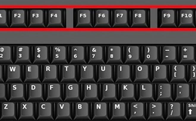 Dùng máy tính mỗi ngày nhưng bạn đã biết hết tác dụng của phím F1 tới F12 trên bàn phím chưa?