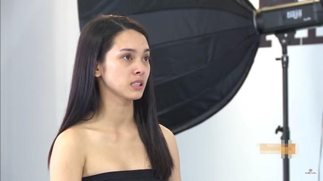 The Face Việt: Võ Hoàng Yến và Minh Hằng liên tục bốp chát nhau trên sóng truyền hình - Ảnh 1.