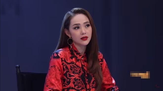 The Face Việt: Võ Hoàng Yến và Minh Hằng liên tục bốp chát nhau trên sóng truyền hình - Ảnh 6.
