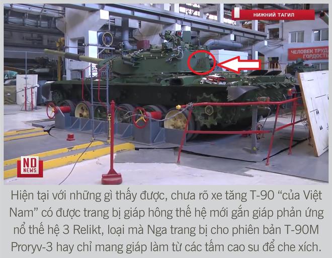В, xe tăng T-90 Việt Nam có 1 chữ В: Ít nhất 31 xe đã thành hình - Ảnh 7.