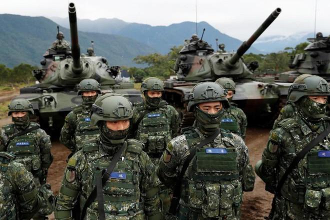 Tướng TQ: Chỉ mất hơn 1 tuần, các tướng PLA đã có thể ngồi ở vỉa hè Đài Bắc uống trà - Ảnh 1.
