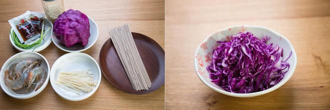 Người Nhật có món mì trộn lạnh thanh nhẹ mà cực ngon, rất hợp cho bữa trưa! - Ảnh 1.
