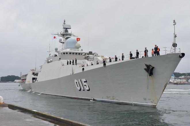 Tổng thống Tatarstan (thuộc Nga): Việt Nam có kế hoạch mua thêm tàu hộ vệ tên lửa Gepard - Ảnh 1.